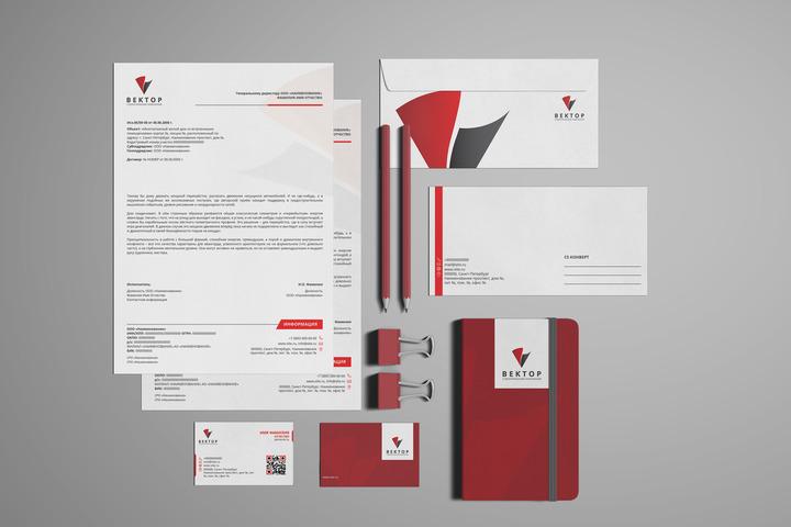 Создание фирменного стиля flat | minimal | material design - 1023877