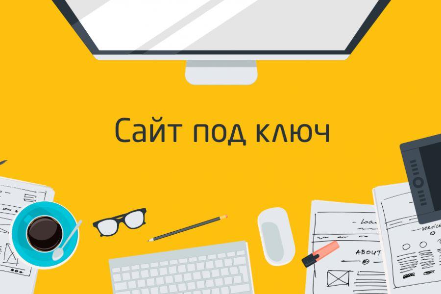 Делаем яркие и продающие сайты 30 000 руб. 5 дней.