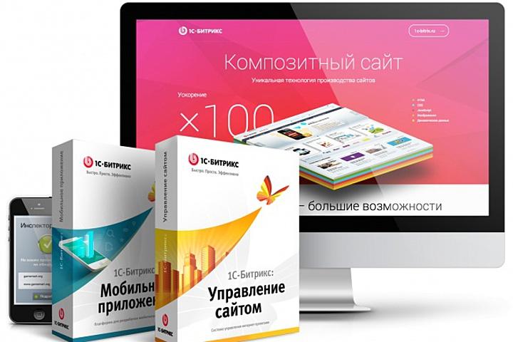 Создание интернет магазина на Битрикс и готовом решении - 1025573