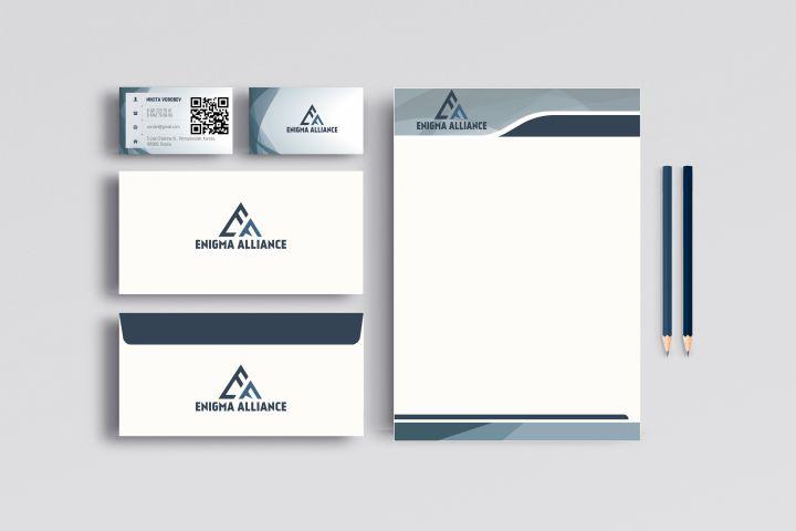Разработка логотипа и фирменного стиля - 1227017
