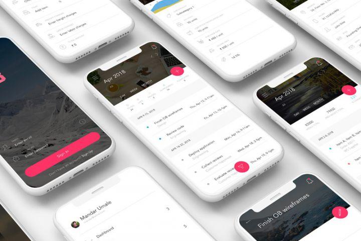 Мобильное Приложение IOS и Android - 1375061