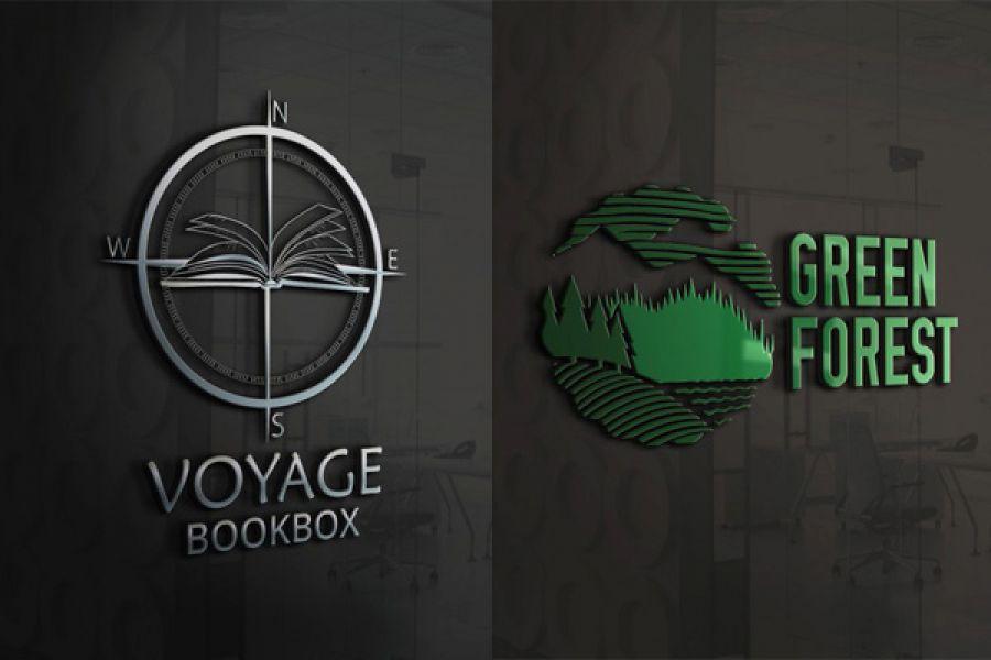 Авторский качественный логотип 15 000 руб. за 5 дней.
