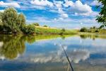 Рыбалка в степях Калмыкии