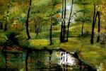 Живопись пейзажа