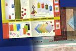 4 каталога коллекций керамической плитки Сокол
