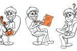 Персонаж для блога