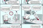 Комиксы для банка Москвы