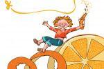 """Книга для детей """"Цвета"""""""