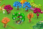 Деревья для игры Дворик питомца