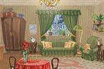 Комната, Бабки с тележками