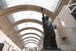 Парижская статуя Свободы перехала в музей