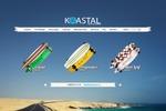 Магазин Koastal «под ключ»