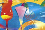 вывеска стерео-варио в СРК Премьер-Спорт