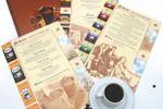 листовки кофе Куппо