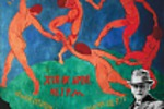 Афиша для спектакля LA RONDE Theatre of love