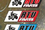 Лого магазина запчастей для квадроциклов