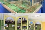 Дизайн и пре-пресс стендов для музея Мосэнерго
