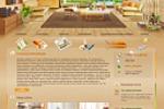 Дизайн сайта студии интерьера