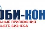 Логотип Моби-Контакт