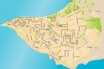Карта Самары
