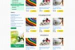 Дизайн сайта Интернет-магазина BeeHobby