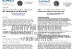 Перевод медицинского доклада с английского на русский язык