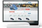 Дизайн интернет магазина ShoeStyle
