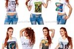 Одежда на моделях
