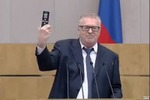Перевод выступления Жириновского о нитратах