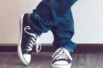 Мода и стиль. Кеды Converse в мужском стиле одежды