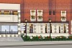Оформление фасада магазина (Париж)