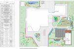 Дендрологический план частного участка