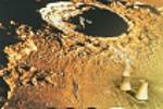ДТЭК. Добыча угля. Обложка годового отчета. Луна