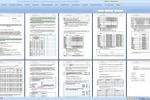 Техническое задание на разработку отчетной формы