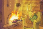 Волшебная печка
