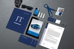 Фирменный стиль для «JT Investments»