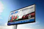 """билборд для """"Автомаг"""""""