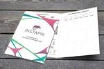 Instapix — брошюра