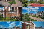 Фотосъемка коттеджных посёлков