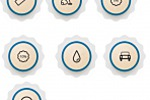 Иконки для клининговой фирмы