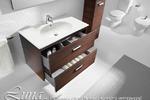 Мебельная раковина (помещение в интерьер)