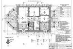 ИЖД на Истре. План 1-ого этажа. 2015 г.