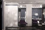 Дизайн коридора-гостиной 3