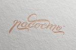 Леттеринг-логотип по ручному скетчу