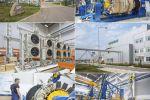 Промышленная фотосъемка на предприятии Siemens