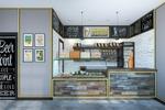 Дизайн магазина по продаже разливного пива