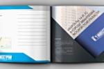 32-х страничный каталог строительной фирмы
