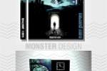 дизайн обложки книги + визуализация