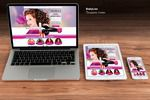 "Landing Page ""Babyliss"""