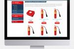 Интернет-магазин по продаже пожарного оборудования